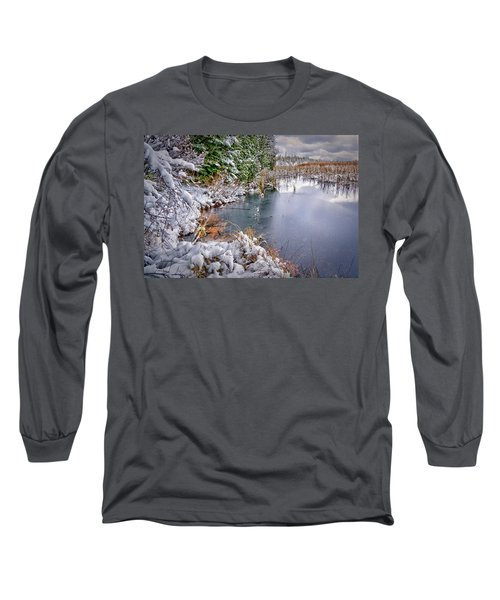 Autumn To Winter Long Sleeve T-Shirt