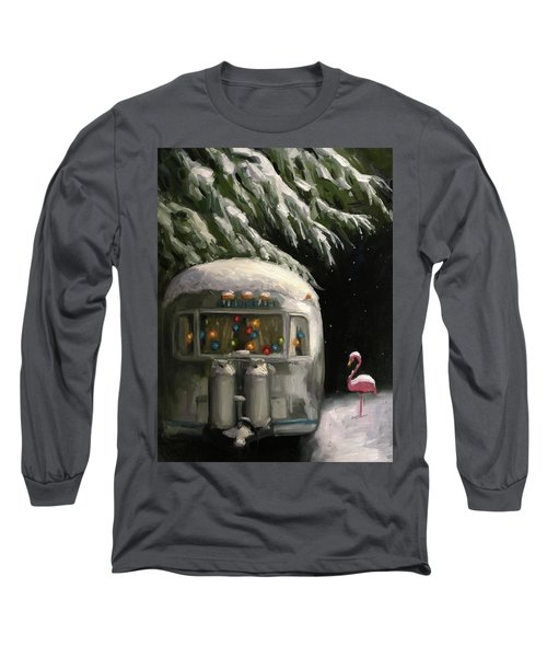 Baby, It's Cold Outside Long Sleeve T-Shirt