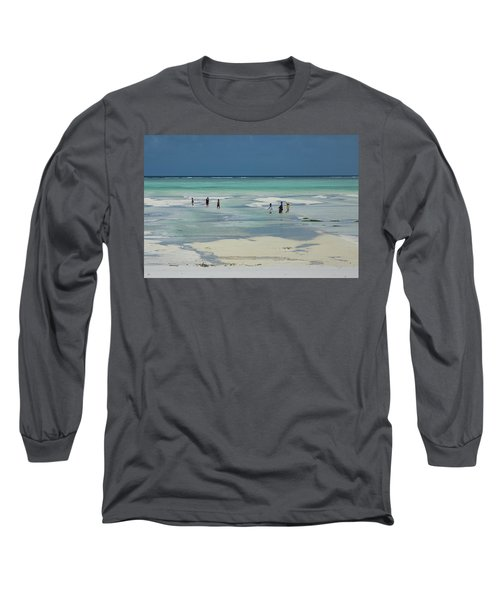 Back From Long Day Long Sleeve T-Shirt
