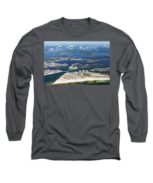 Backwaters 5122-a Long Sleeve T-Shirt