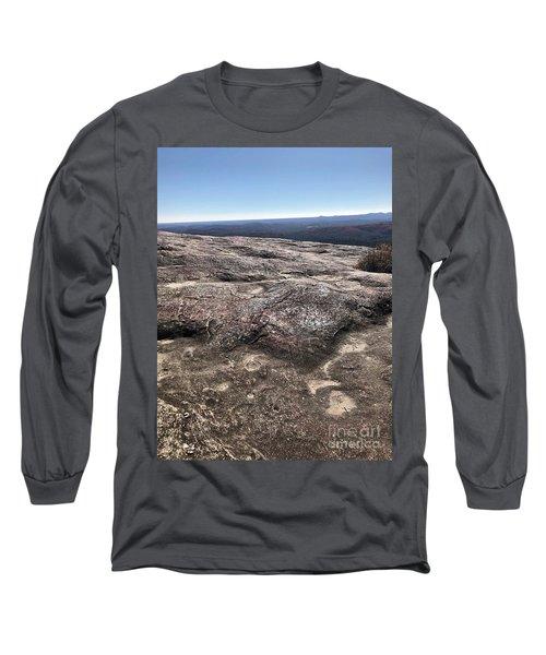 Bald Rock Long Sleeve T-Shirt