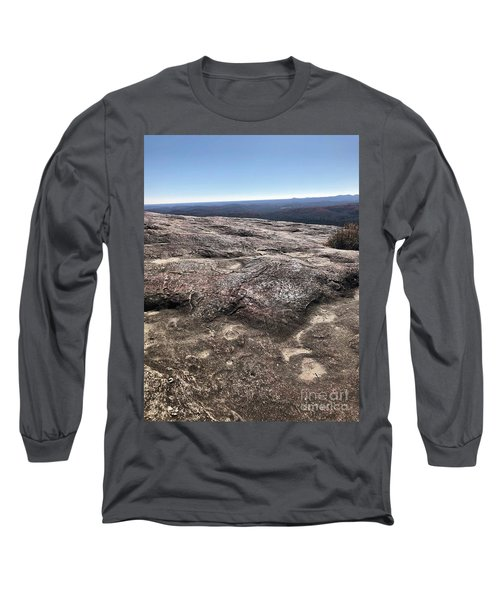 Bald Rock Long Sleeve T-Shirt