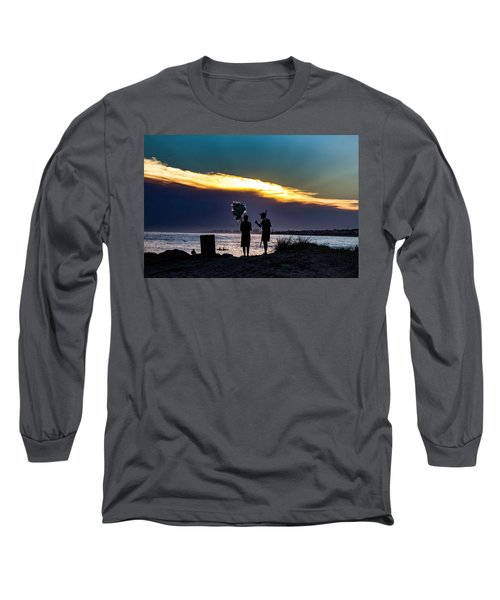 Baloon Seller Long Sleeve T-Shirt