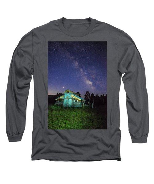Barn In Rocky 2 Long Sleeve T-Shirt