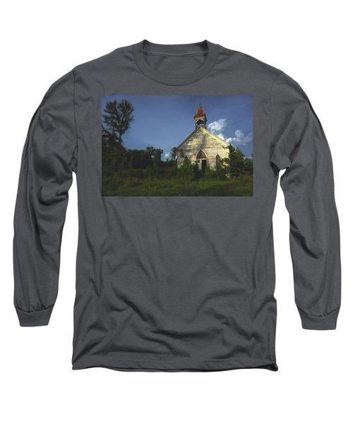 Bats In The Belltower Long Sleeve T-Shirt