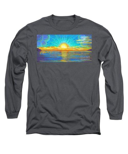Beach 1 6 2019 Long Sleeve T-Shirt