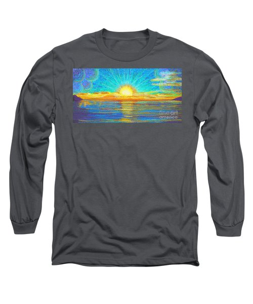 Beach 1 6 2019 Long Sleeve T-Shirt