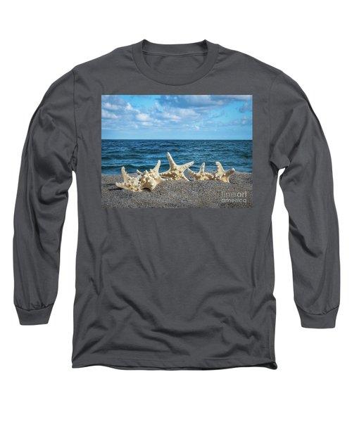 Beach Dance Long Sleeve T-Shirt