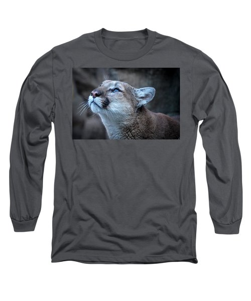 Beautiful Puma Long Sleeve T-Shirt