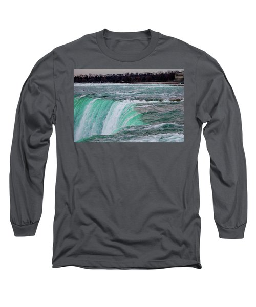 Before The Falls Long Sleeve T-Shirt