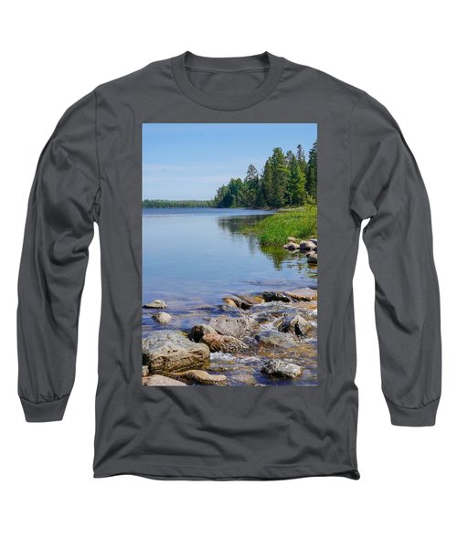 Beginning Of A Journey Long Sleeve T-Shirt