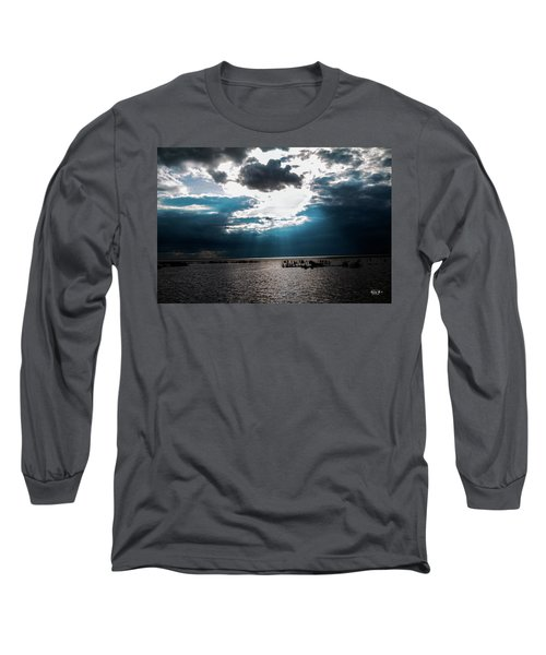 Beginning Of The End Of The Day Long Sleeve T-Shirt
