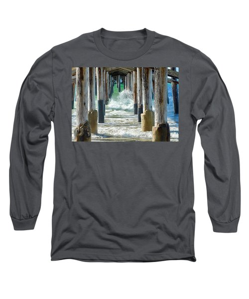 Below The Pier Long Sleeve T-Shirt
