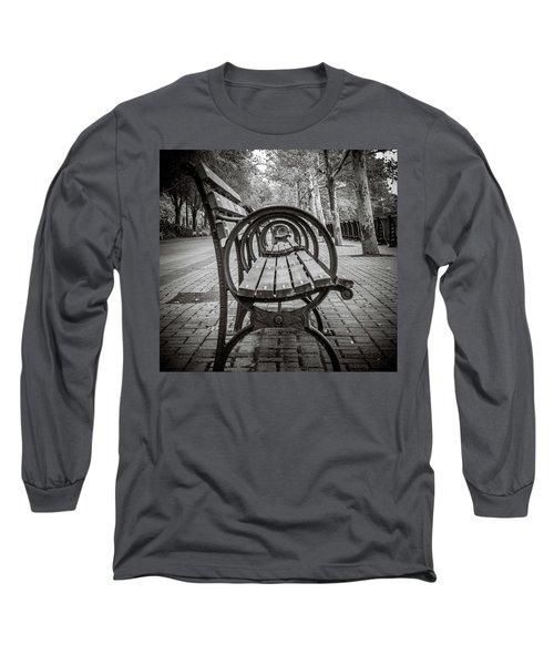 Bench Circles Long Sleeve T-Shirt