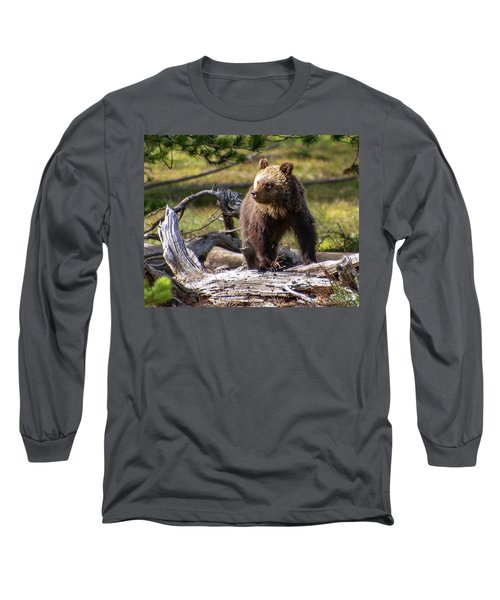 Better View From Here Long Sleeve T-Shirt