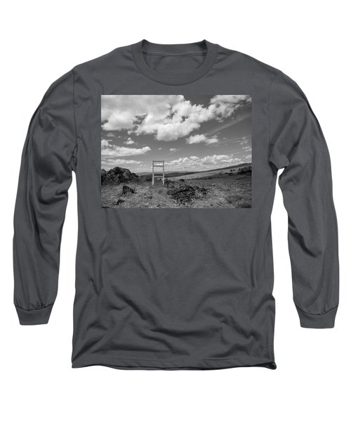 Beyond Here The Chair Project Long Sleeve T-Shirt