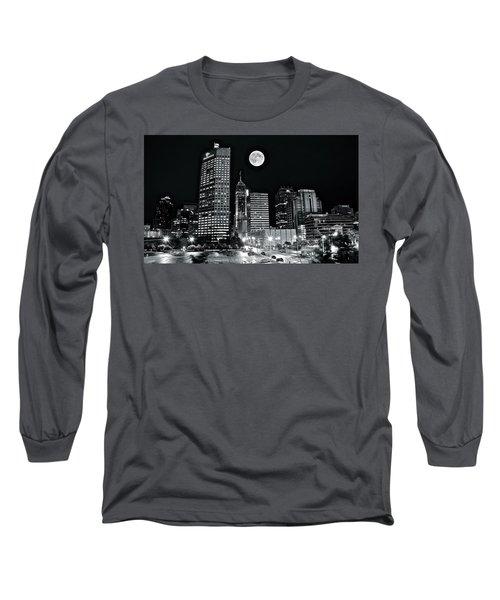 Big Moon Indianapolis 2019 Long Sleeve T-Shirt