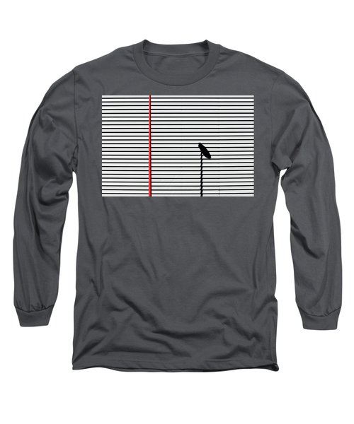 Bilbao Shadow Long Sleeve T-Shirt