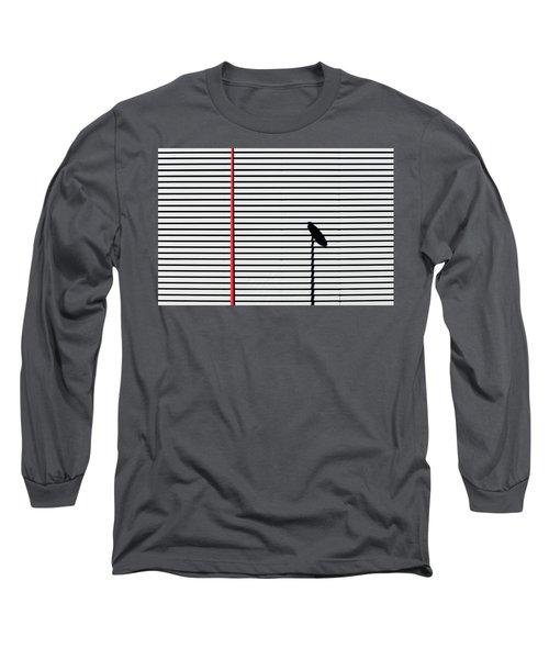 Bilbao Shadow Long Sleeve T-Shirt