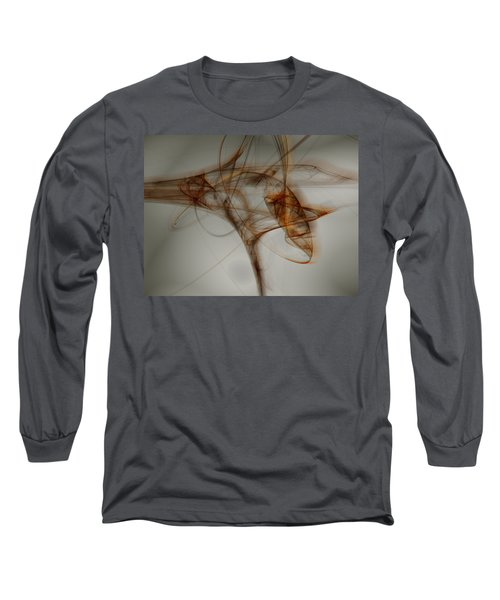 Blackened Long Sleeve T-Shirt