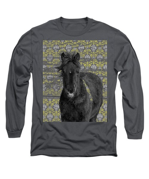 Blackie Long Sleeve T-Shirt