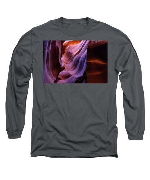 The Body's Earth 1 Long Sleeve T-Shirt