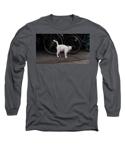 Blue IIi Long Sleeve T-Shirt