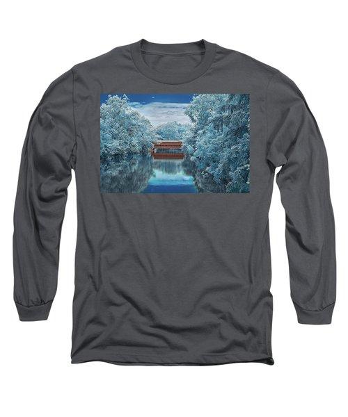 Blue Sach's Long Sleeve T-Shirt