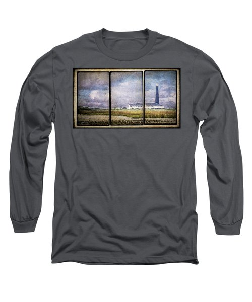 Bolivar Lighthouse Triptych 1 Long Sleeve T-Shirt