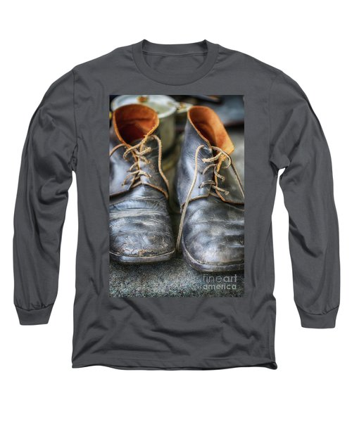 Boots Of Company H Long Sleeve T-Shirt