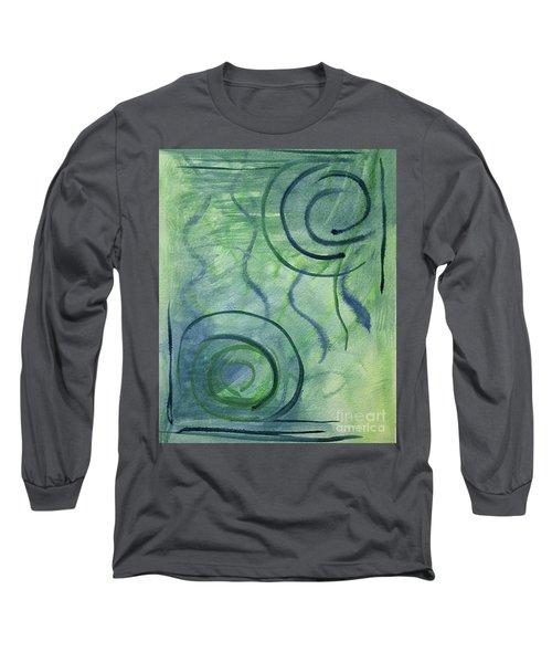 Beach Collection Breeze 2  Long Sleeve T-Shirt