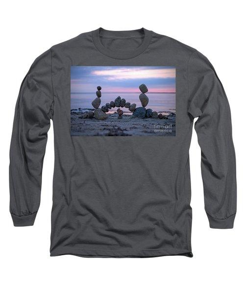 Bridge Between Long Sleeve T-Shirt