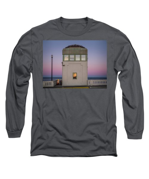 Bridge Tender's Tower Long Sleeve T-Shirt