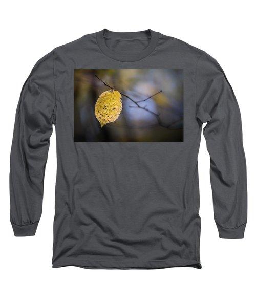 Bright Fall Leaf 1 Long Sleeve T-Shirt