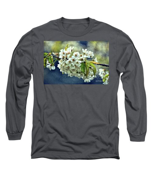 Budding Blossoms Long Sleeve T-Shirt