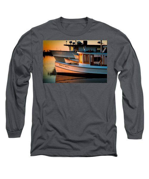 Buffalo Boat Long Sleeve T-Shirt