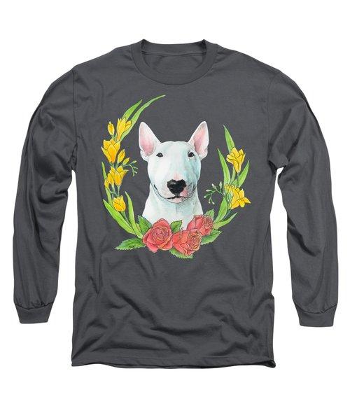Bull Terrier Ivan Long Sleeve T-Shirt