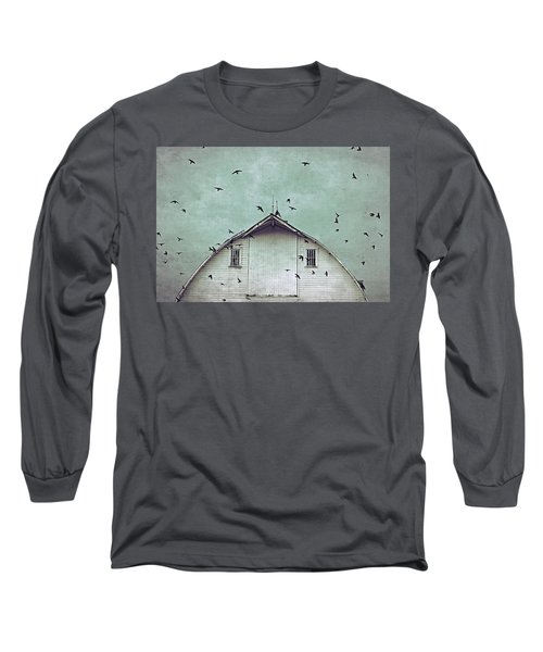 Busy Barn Long Sleeve T-Shirt