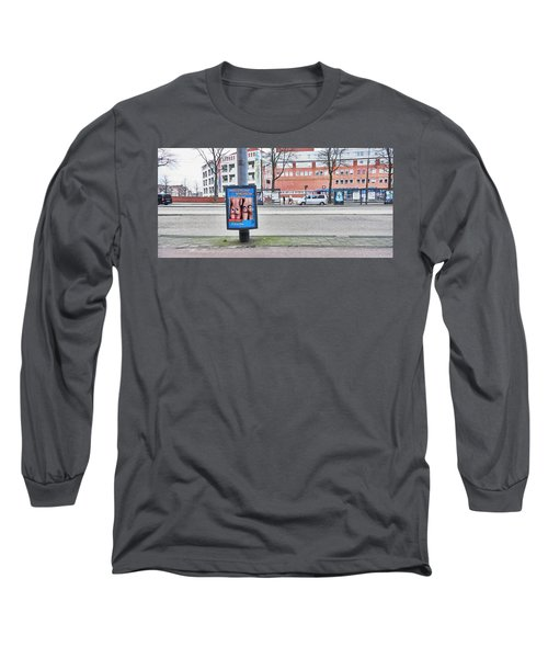 Butt Long Sleeve T-Shirt