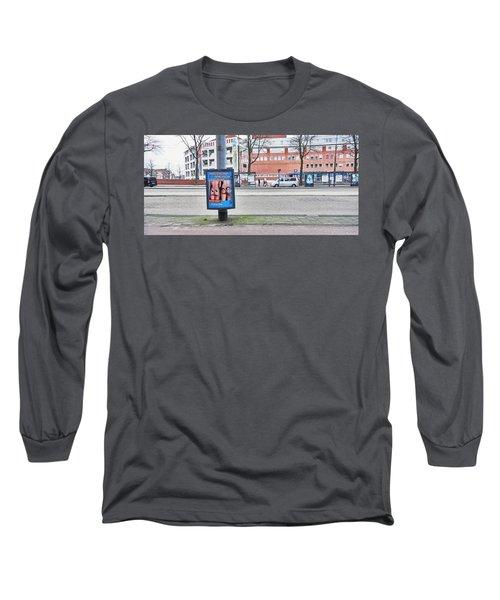 Butt Long Sleeve T-Shirt