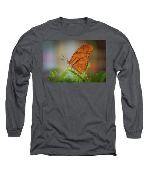 Butterfly, Delicate Wings... Long Sleeve T-Shirt