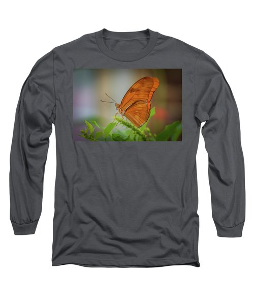 Butterfly, Delicate Wings... Long Sleeve T-Shirt