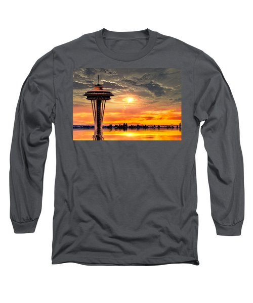 Calm After The Storm Long Sleeve T-Shirt