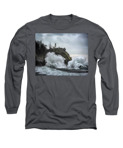 Cape Disappointment Chaos Long Sleeve T-Shirt