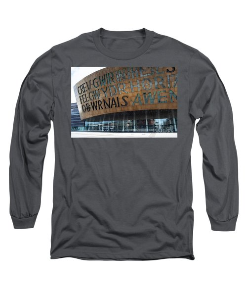 Cardiff Photo 7 Long Sleeve T-Shirt