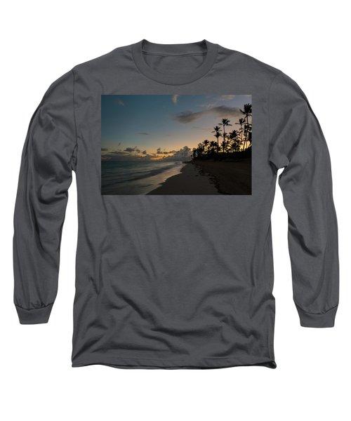 Caribbean Rise Long Sleeve T-Shirt