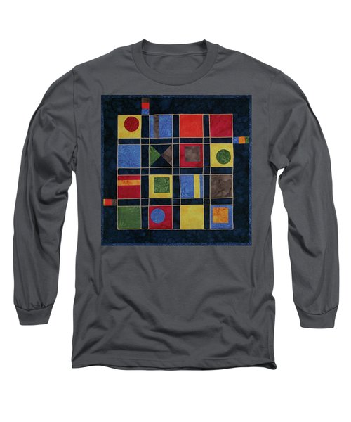 Carnival Of Colors Long Sleeve T-Shirt