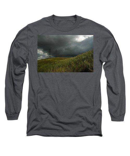 Caroni Grasslands Long Sleeve T-Shirt