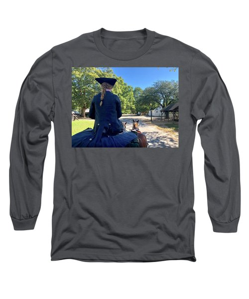 Carriage Ride Long Sleeve T-Shirt