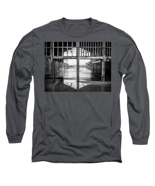 Casino Reflection Long Sleeve T-Shirt